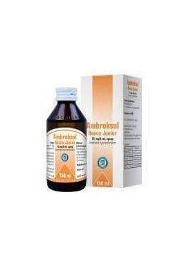 Ambroksol Junior Hasco 150 ml