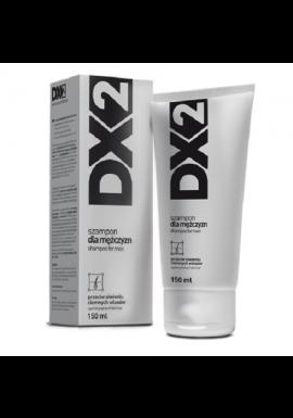 DX2, szampon przeciw siwieniu ciemnych wlosow dla mezczyzn, 150ml