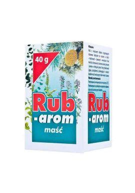 Rub-Arom, masc, 40g