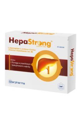 HepaStrong, 40 tabletek
