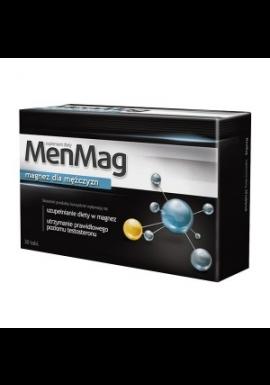 MenMAG magnez dla mężczyzn 30 tabletek
