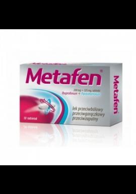 Metafen 10 tabletek