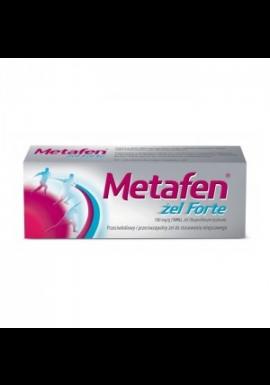 Metafen Forte żel 50g