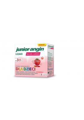 Junior-angin, lizaki, 8 sztuk