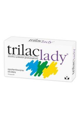 Trilac Lady, 10 kapsulek
