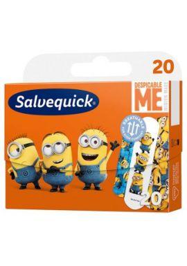 Plastry Salvequick, Minionki, 20 sztuk