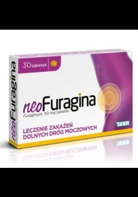 NeoFuragina 50mg 30 tabletek