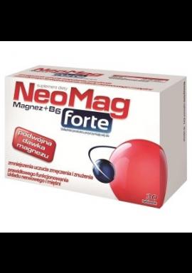 NeoMag Forte 50 tabletek