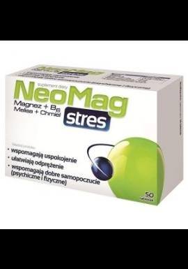 Neomag Stres, 50 tabletek