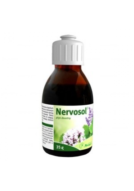Nervosol płyn 35g