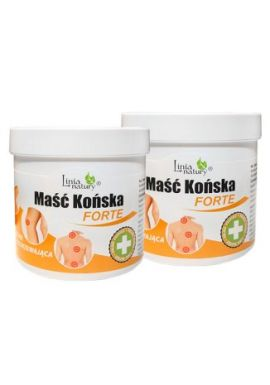 Linia Natury Masc Konska Forte, 250ml