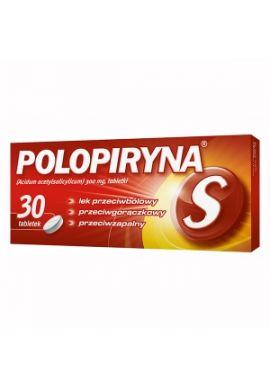 Polopiryna S 30 tabl