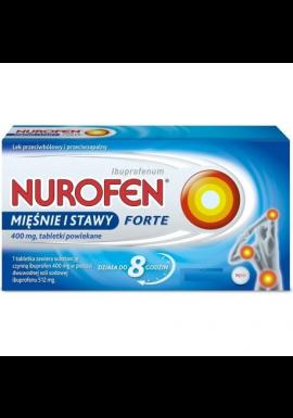 Nurofen Mięśnie i Stawy Forte 24 tabletek