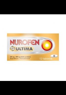 Nurofen Ultima 12 tabletek