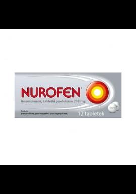 Nurofen, 200mg ,12 tabletek