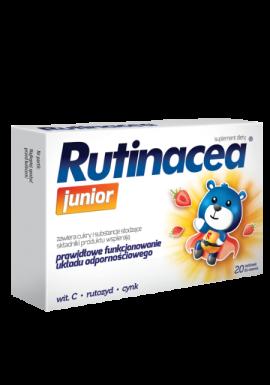 Rutinacea Junior 20 tabletek do ssania