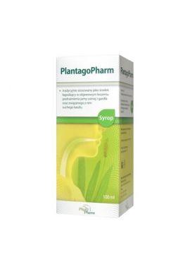 PlantagoPharm Syrop 100 ml