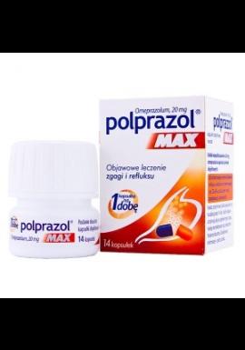 Polprazol Max 14 kapsulek