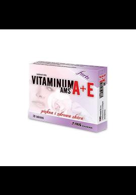Vitaminum A+E AMS  Forte 30 tabletek