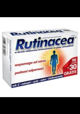 Rutinacea Complete 120 tabletek