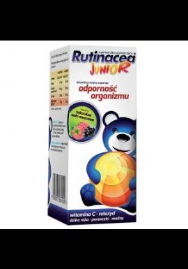 Rutinacea Junior syrop dla dzieci powyżej 3 lat 100ml