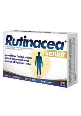 Rutinacea Senior 180 tabl