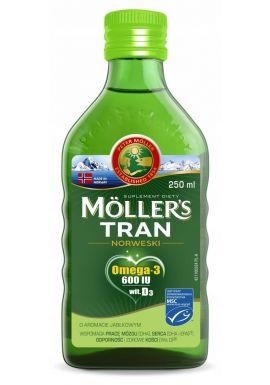 tran mollers jablkowy 250ml