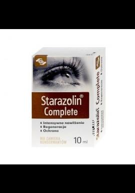 Starazolin Complete krople do oczu, 10 ml