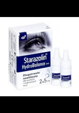 Starazolin HydroBalance PPH krople do oczu 10ml