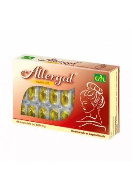GAL, Allergal, 48 kapsulek