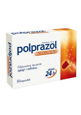 Polprazol AcidControl 10mg, 14 kapsulek