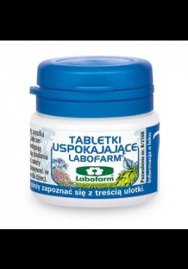 Tabletki uspokajające LABOFARM 20 tabletek