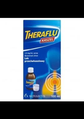 Theraflu Kaszel, syrop, 100 ml