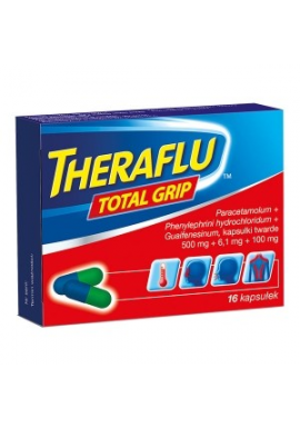 Theraflu totalgrip 16 kaps