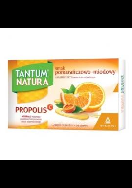 Tantum Natura pastylki  pomarańczowo-miodowe  15 pastylek