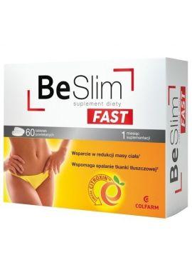 Be Slim Fast 60 tabletek