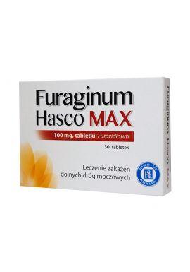 Furaginum Hasco Max, 30 tabletek