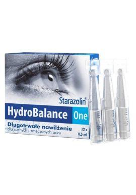 Starazolin HydroBalance One krople do oczu, 12x0,5ml