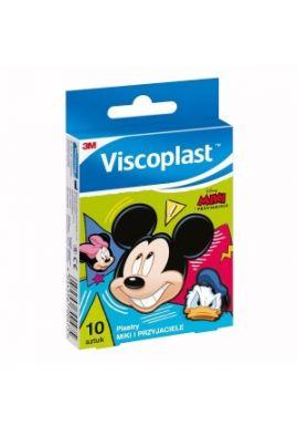 Plastry Viscoplast, Myszka Miki i przyjaciele, 10 sztuk