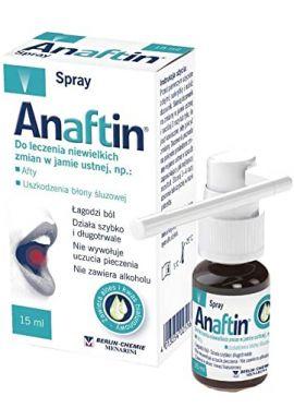 Anaftin spray, 15ml