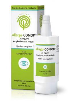 Allergo-Comod, krople do oczu, 10ml