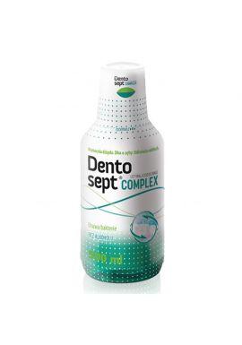 Dentosept Complex, plyn do plukania jamy ustnej, 500 ml