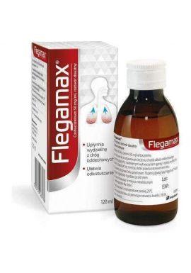 Flegamax, roztwor doustny 0,05g/ml, 120ml