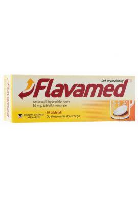 Flavamed, 60 mg, 10 tabletek musujących