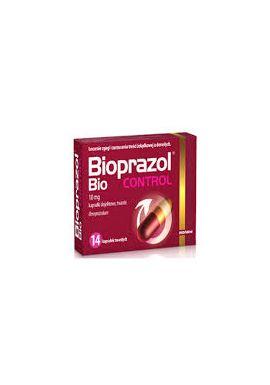 Bioprazol Bio Control 10mg, 14 kaps