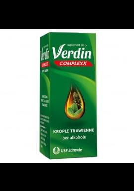 Verdin Complexx Krople  Trawienne 40ml