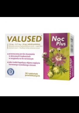 Valused Noc, 30 tabletek