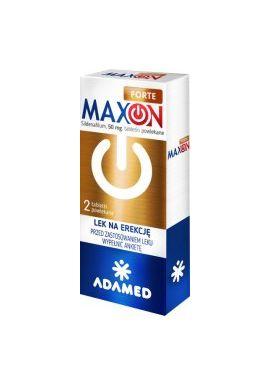 Maxon Forte 2 tabletki