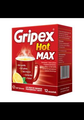 Gripex Hot Max 12 sasz