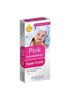 Test ciążowy, Pink Express, Super Czuły, 1 sztuka